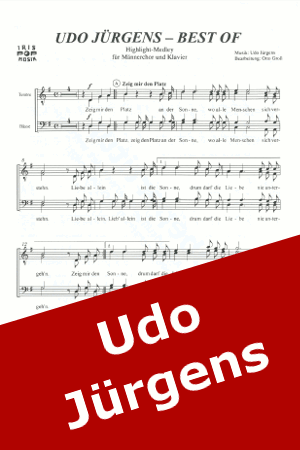 Chornoten: Best of Udo Jürgens