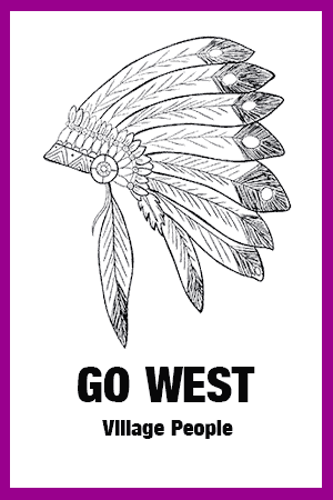 Chornoten: Go West