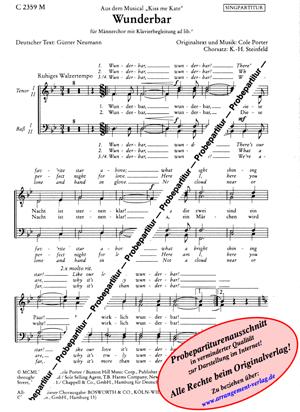 Chornoten Wunderbar