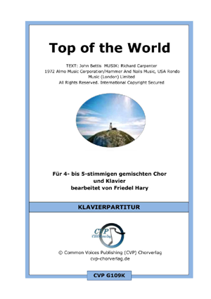 Chornoten: Top of the World