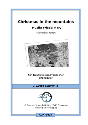 Chornoten: Christmas in the mountains