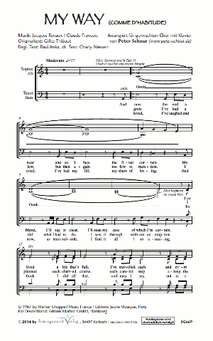 Chornoten My Way