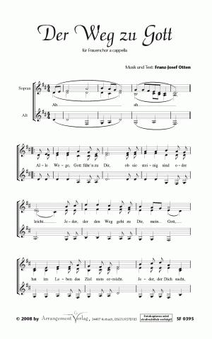 Chornoten Der Weg zu Gott