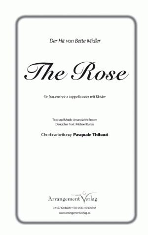 Chornoten Die Rose