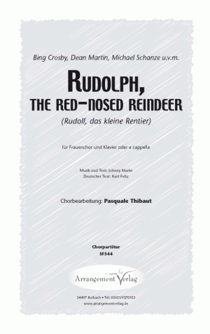Chornoten: Rudolf, das kleine Rentier