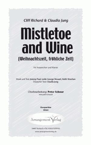 Chornoten Mistletoe and Wine