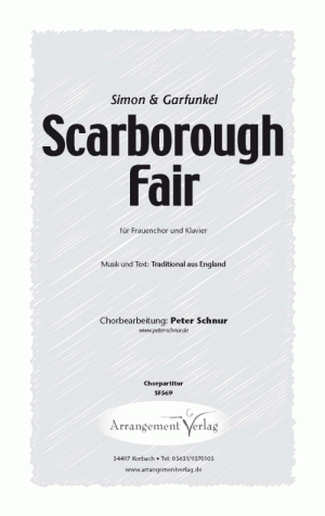 Chornoten: Scarborough Fair