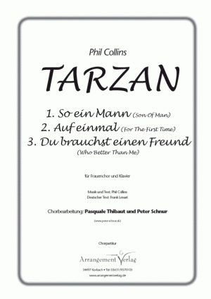 Chornoten: Tarzan Medley