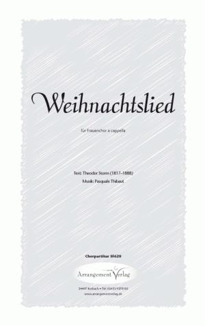 Chornoten: Weihnachtslied für Frauenchor