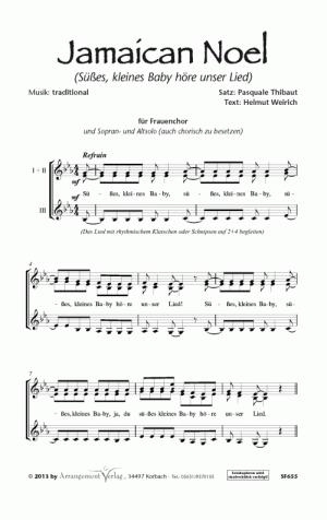Chornoten Jamaican Noel