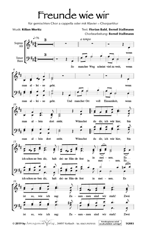 Chornoten: Freunde wie wir