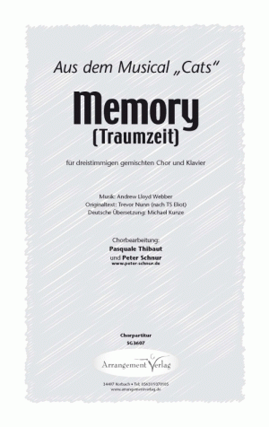 Memory - Traumzeit (dreistimmig)