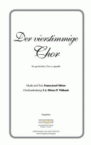 Chornoten: Der vierstimmige Chor