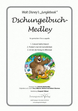 Chornoten: Dschungelbuch-Medley