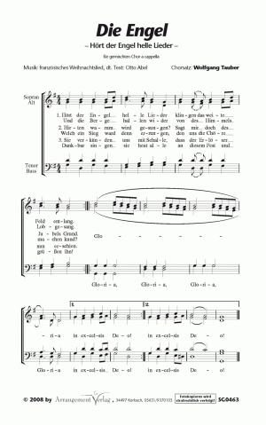 Chornoten Die Engel