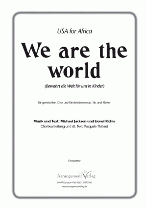 Chornoten: We are the world