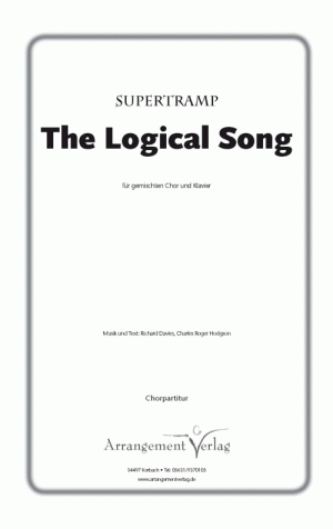 Chornoten: The Logical Song (vierstimmig)