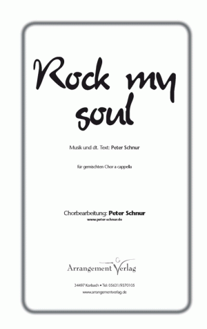 Chornoten: Rock my soul