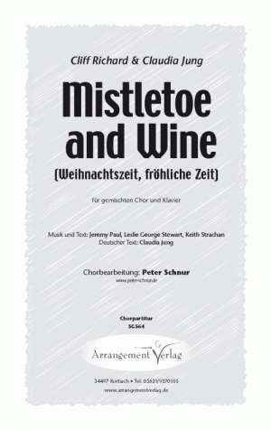 Mistletoe and Wine (vierstimmig)