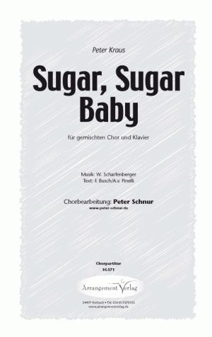 Chornoten: Sugar, Sugar Baby (vierstimmig)