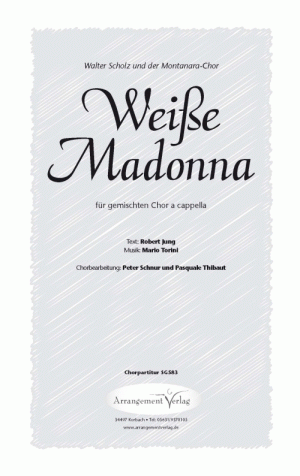 Chornoten: Weiße Madonna (vierstimmig)