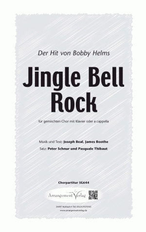 Jingle Bell Rock (vierstimmig)