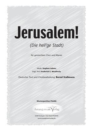 Chornoten Jerusalem!