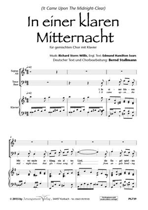 Chornoten: In einer klaren Mitternacht