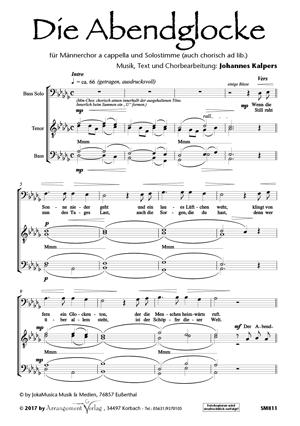 Chornoten: Die Abendglocke