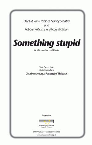 Chornoten Something stupid