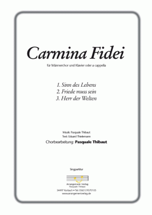 Chornoten: Carmina Fidei