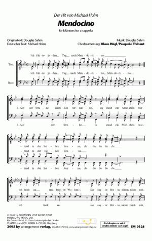 Chornoten: Mendocino
