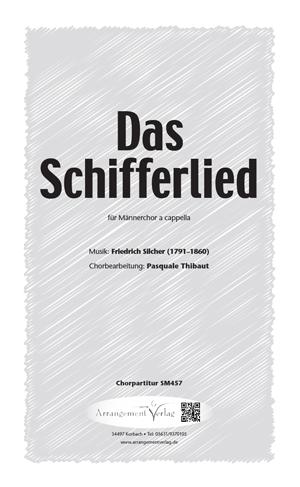 Chornoten: Das Schifferlied (vierstimmig)