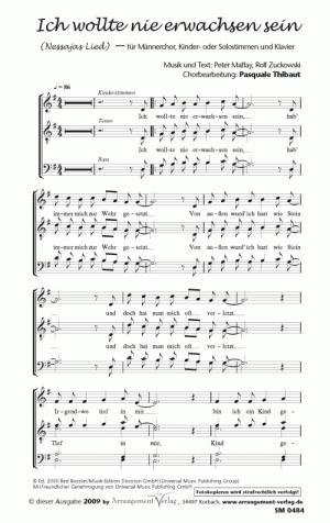 Chornoten Nessaja aus Tabaluga