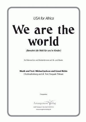 Chornoten: We are the world