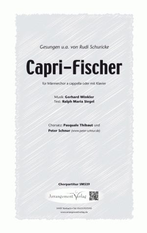 Capri-Fischer (vierstimmig)