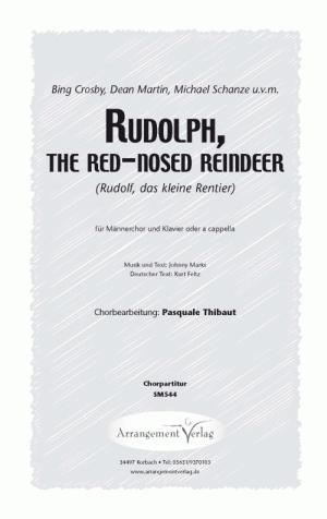 Chornoten Rudolf, das kleine Rentier