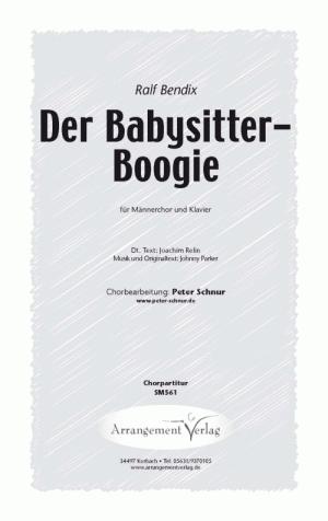Chornoten: Der Babysitter-Boogie