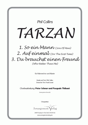 Chornoten Tarzan (Medley)
