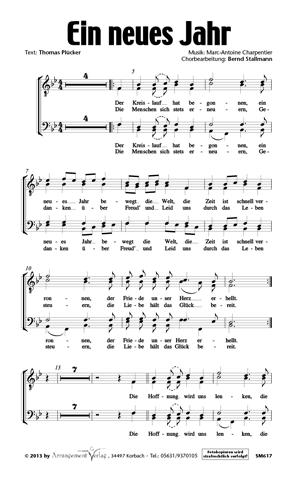 Chornoten: Ein neues Jahr