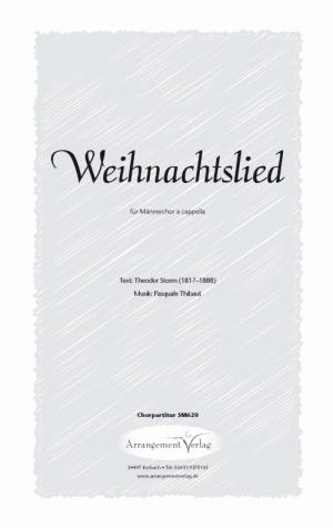 Chornoten: Weihnachtslied für Männerchor