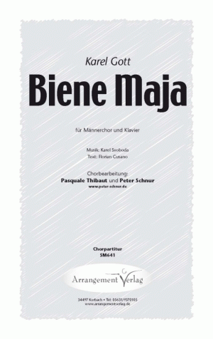 Chornoten Biene Maja