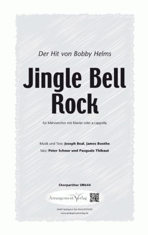 Jingle Bell Rock (vierstimmig)