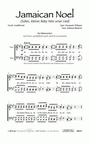 Chornoten You Raise Me Up für gemischten Chor