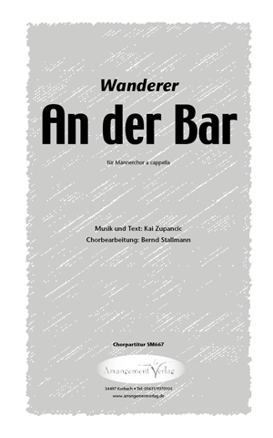 Chornoten: An der Bar