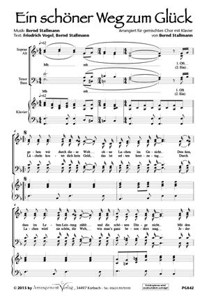 Chornoten: Ein schöner Weg zum Glück