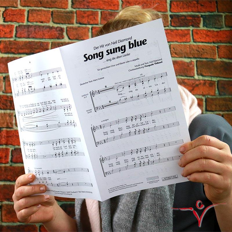 Chornoten: Song sung blue (...sing die alten Lieder)