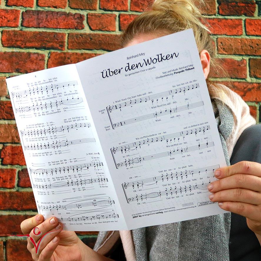 Chornoten: Über den Wolken