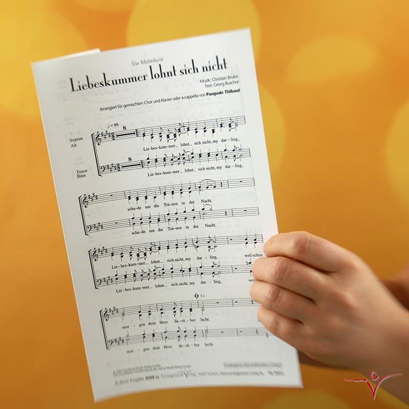 Chornoten: Liebeskummer lohnt sich nicht