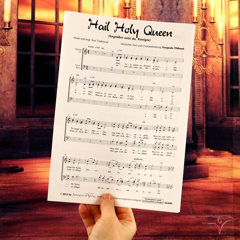 Chornoten: Hail Holy Queen
